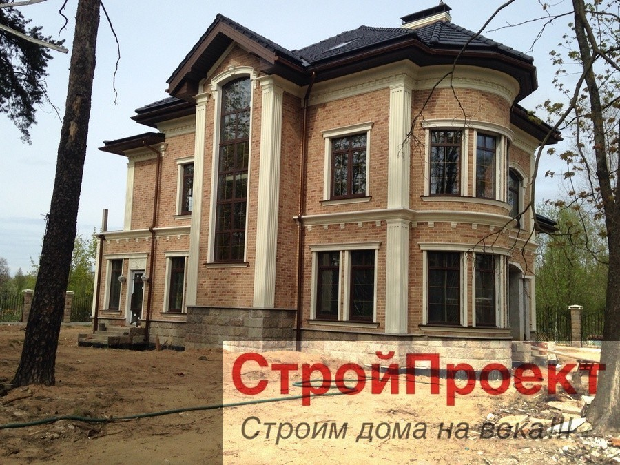 Проект дома из бруса 10 на 9 М119 (12-10) - Проект