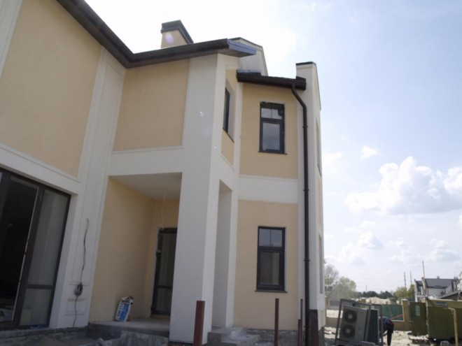 дом под ключ в москве и области