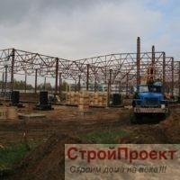 строительство склада в ногинске