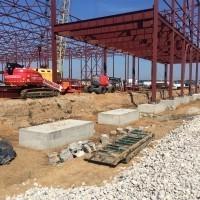 строительство монолитного фундамента под ключ