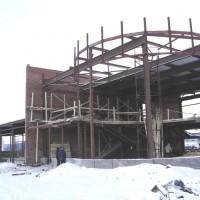строительство склада в москве