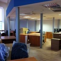 ремонт офисов под ключ