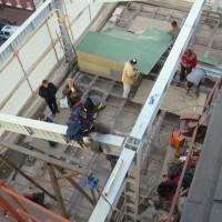 монтаж металлоконструкций в москве и области