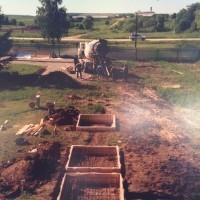 выполнение бетонных работы