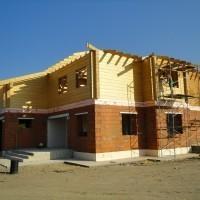 Строительство домов в Одиноцово