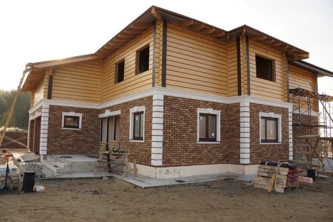 Строительство домов в Москве