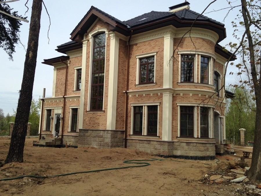 Фотографии построенных нами домов в Москве и Московской области