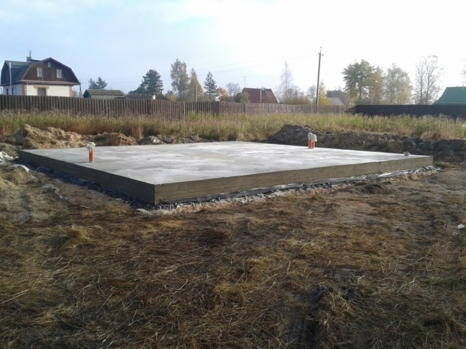 строительство фундаментов в москве