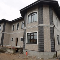 строительство дома в москве