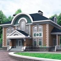 Проекты домов 250 кв.м