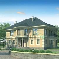 Проект дома 36-52