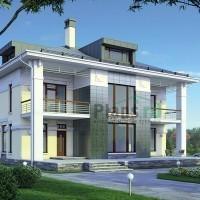 Проект дома 38-75