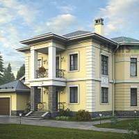 Проект дома 38-99