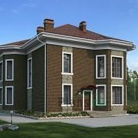 Проект дома 39-39