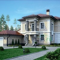 Проект дома 39-86