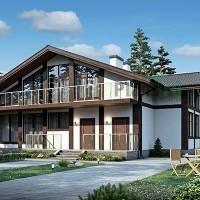 Проект дома 56-47