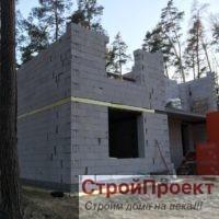 Строительство коттеджей в москве