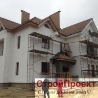строительство дома под ключ в москве