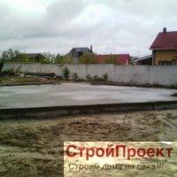 Строительство дома в Полесье
