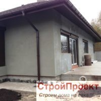 Строительство дома Видное