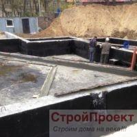 фундамент с блоков фбс в москве