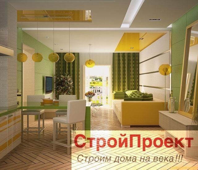 Ремонт однокомнатной квартиры под ключ недорого по
