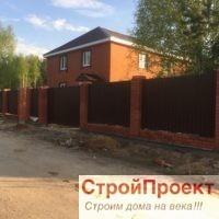 Строительство забора в Подольске