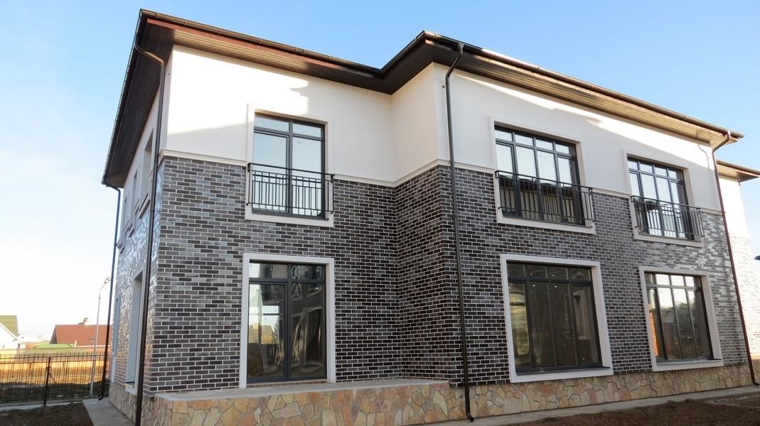 Строительство домов из газобетона под ключ в СПб - проекты